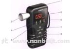 ZJ-2001A数码酒精检测仪