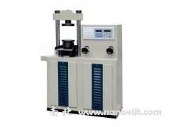 YAW-100型电液式压力试验机