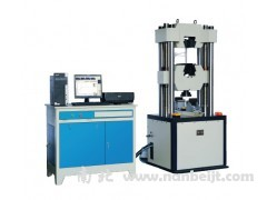 WAW-1000D微机电液伺服式***试验机