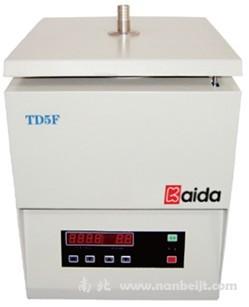 TD5F台式过滤离心机