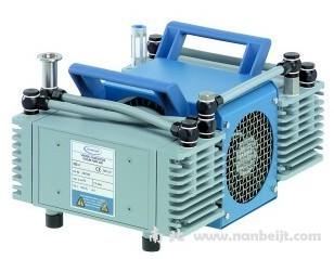 德国Vacuubrand  MD12C三无油隔膜泵