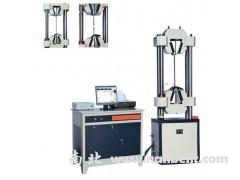 GWA-600B电液伺服式钢绞线专用试验机