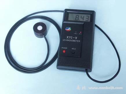XYI-V全数字紫外幅照度计