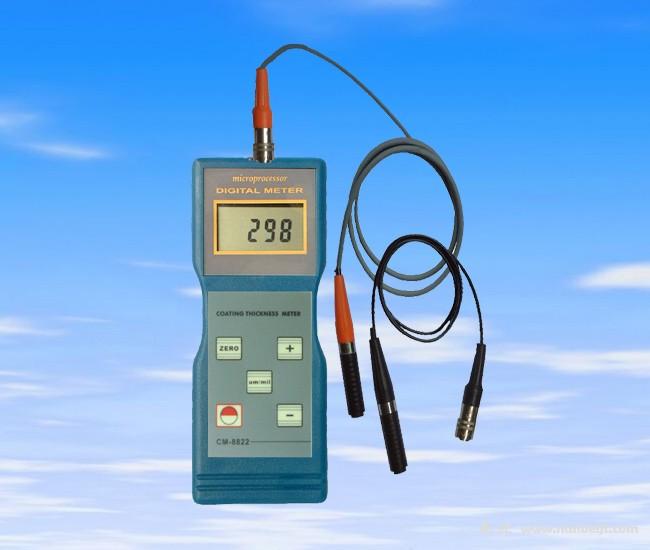 CM-8822铁基/非铁基涂层测厚仪