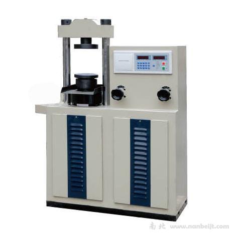 YAW-100电液式压力试验机