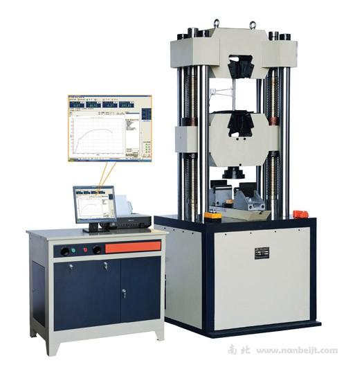 WEW-1200D微机屏显***试验机