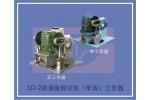 SD-2润滑脂剪切试验机(单双)工作器