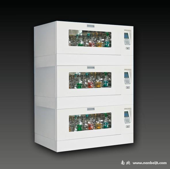 叠加式智能恒温培养摇床 HNY-202B