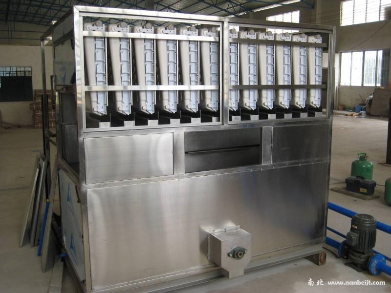 2吨/天 食用颗粒制冰机