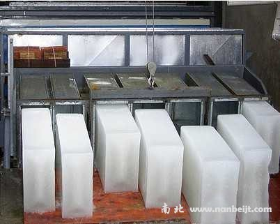 4吨/天 冰砖机 块冰机
