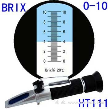 HT-111ATC手持糖度计折射仪(0-10)