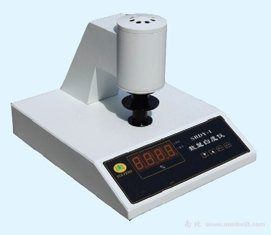 SBDY-1数显白度仪